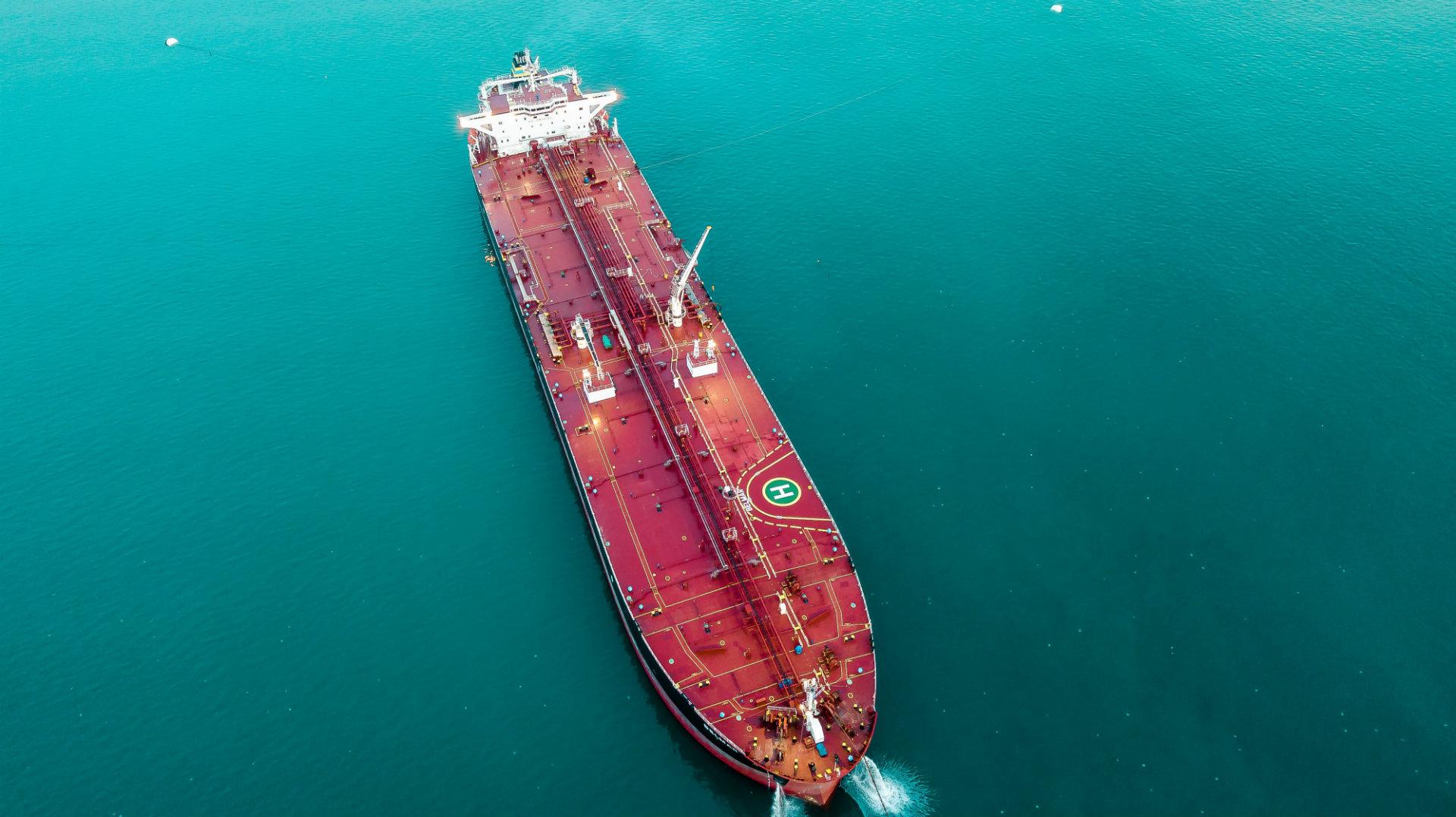 Vital Energy Bunkering Tanker oil